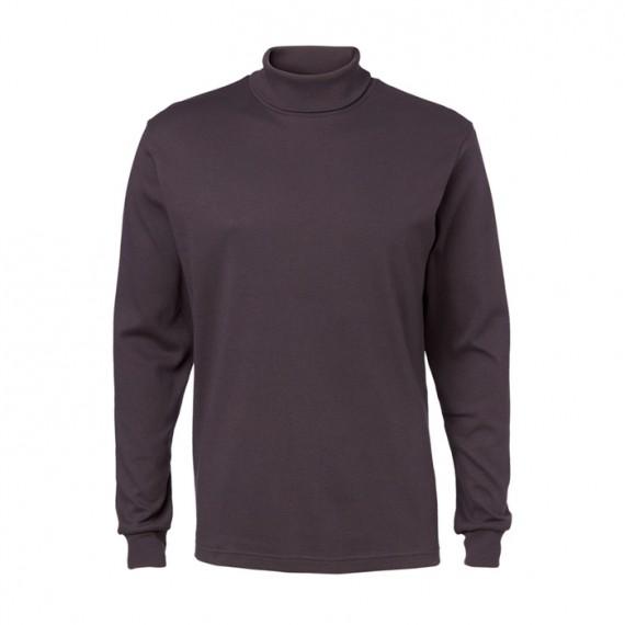 Clipper Rullekrave-pullover Koks grå-30