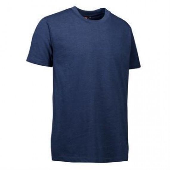 ID Pro wear t shirt 0300 blå melange