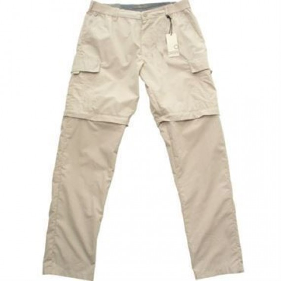 Roberto zip off bukser 243 sand