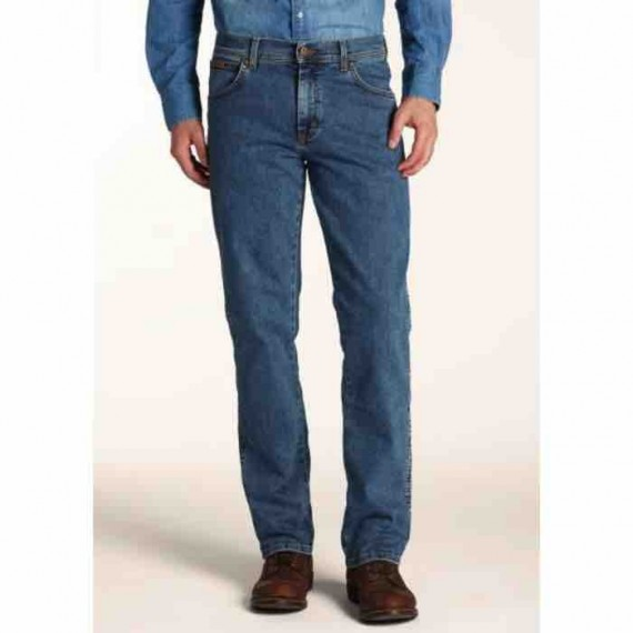 Wrangler jeans Texas stretch stonewash W12133010-00