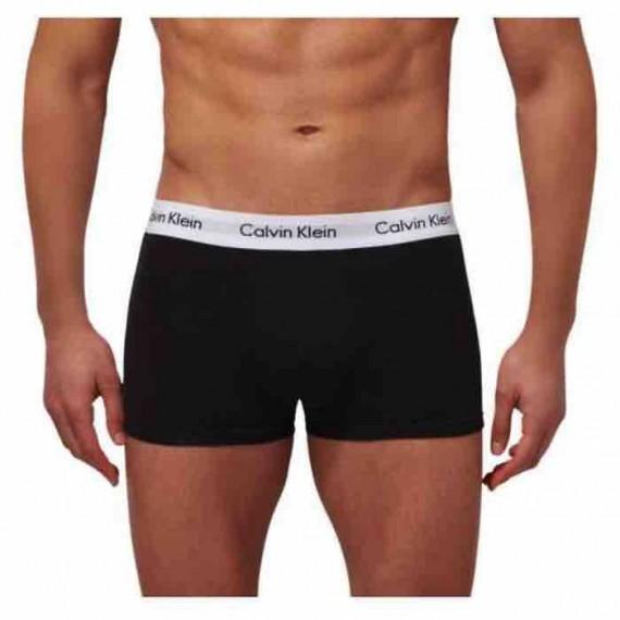 Calvin Klein tights 3-pak sort-02