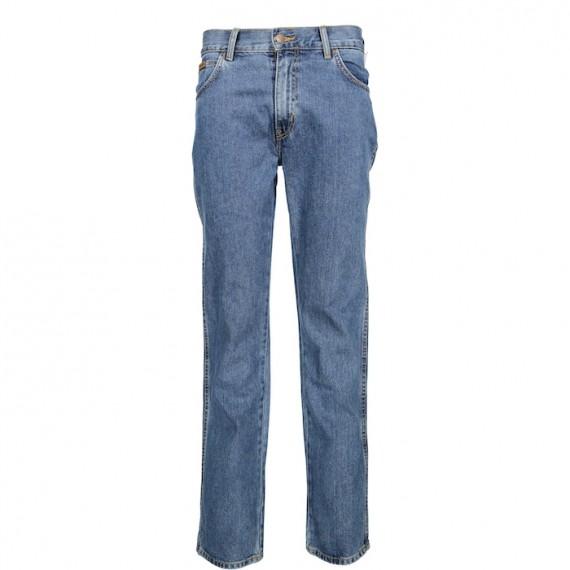 Wrangler Texas jeans u/stræk stonewash W12105096