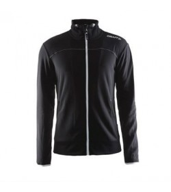 Craft Leisure jacket 1901690 9920 Black Men-20