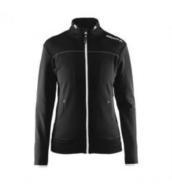 Craft Leisure jacket 1901691 9920 Black Women-20