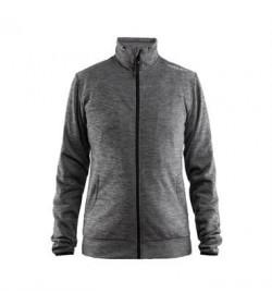 Craft Leisure jacket 1901691 2975 Dark grey Melange Women-20
