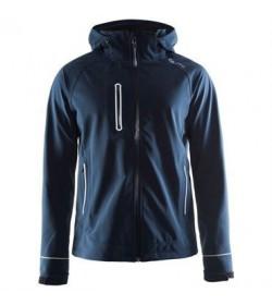 Craft Cortina softshell jacket 1903554 1395 Dark navy Men-20