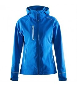 Craft Cortina softshell jacket 1903555 1336 Sweden blue Women-20