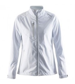 Craft Bormio softshell jacket 1903557 2900 White Women-20