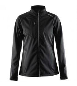 Craft Bormio softshell jacket 1903557 9999 Black Women-20