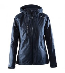 Craft aqua rain jacket 1903563 1395 Dark navy Women-20