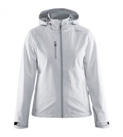 Craft light softshell jacket 1903913 2900 White Women-20