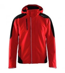 Craft Zermatt jacket 1903918 2430 Red Men-20