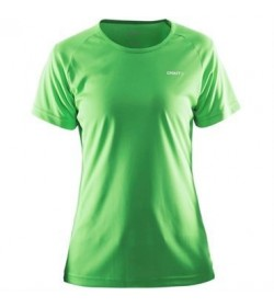 Craft prime tee 1903176 1606 Green Women-20