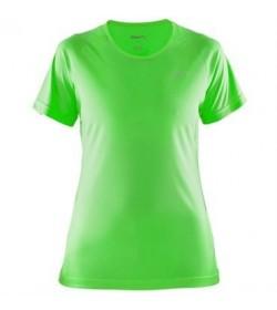 Craft prime tee 1903176 1810 Gecko green Women-20