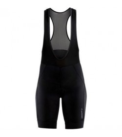 Craft rise bib shorts 1906079 999000 Black Women-20