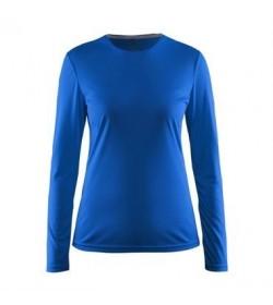 Craft mind ls tee 1903941 1336 Sweden blue Women-20