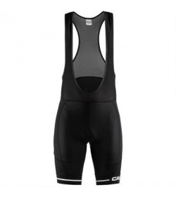 Craft rise bib shorts 1906099 999900 Black Men-20