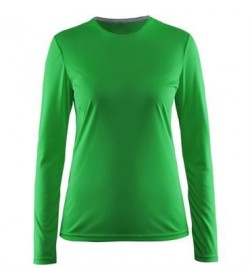 Craft mind ls tee 1903941 1606 Green Women-20