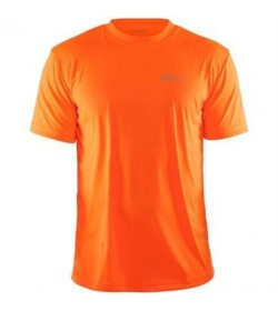 Craft prime tee 199205 1576 Flourange orange Men-20