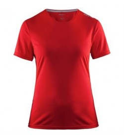 Craft mind ss tee 1903942 1430 Red Women-20