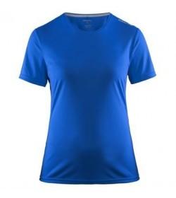 Craft mind ss tee 1903942 1336 Sweden blue Women-20