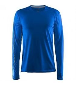 Craft mind ls tee 1903948 1336 Sweden blue Men-20