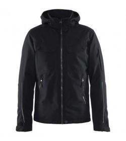 Craft utility jacket 1905070 999000 Black Men-20