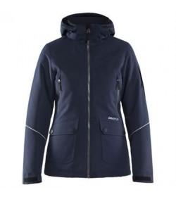 Craft utility jacket 1905071 947000 Gravel blue Women-20