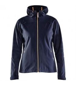 Craft highland jacket 1905073 947563 Gravel dark blue Women-20
