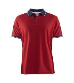 Craft noble polo pique shirt 1905075 2430 Bright red men-20