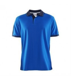 Craft noble polo pique shirt 1905075 2336 Sweden blue men-20