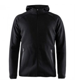 Craft emotion full zip hood 1905780 999000 Black men-20