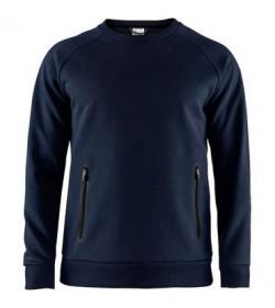 Craft emotion crew sweatshirt 1905784 395000 Dark navy men-20