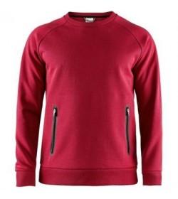 Craft emotion crew sweatshirt 1905784 430000 Red men-20