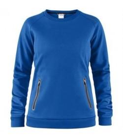Craft emotion crew sweatshirt 1905785 336000 Sweden blue women-20