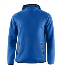 Craft emotion hood sweatshirt 1905787 336000 Sweden blue Women-20