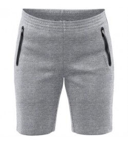 Craft emotion sweatshorts 1905793 950000 grey Women-20