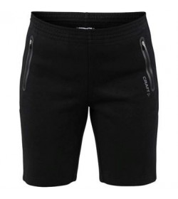 Craft emotion sweatshorts 1905793 999000 Black Women-20