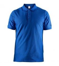 Craft casual polo pique shirt 1905800 336000 Sweden blue men-20