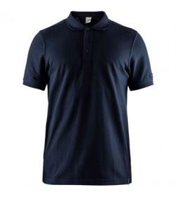 Craft casual polo pique shirt 1905800 395000 Dark navy men-20