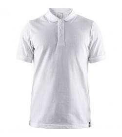 Craft casual polo pique shirt 1905800 900000 White men-20