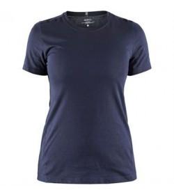Craft deft 2.0 t-shirt 1906269 395000 Dark navy women-20