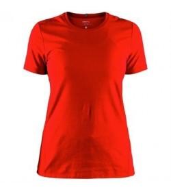 Craft deft 2.0 t-shirt 1906269 430000 Red women-20