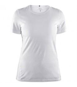 Craft deft 2.0 t-shirt 1906269 900000 White women-20