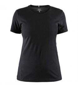 Craft deft 2.0 t-shirt 1906269 999000 Black women-20