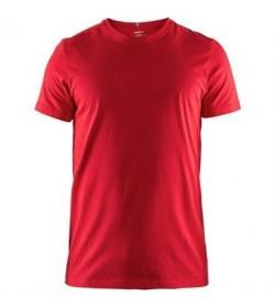 Craft deft 2.0 t-shirt 1906270 430000 Red men-20