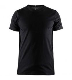 Craft deft 2.0 t-shirt 1906270 999000 Black men-20