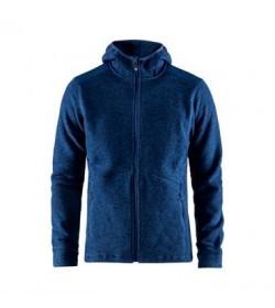 Craft hood jacket 1906283 381200 Deep melange Men-20