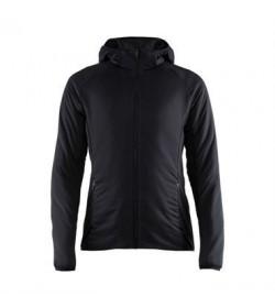 Craft emotion light padded jacket 1906313 999000 Black Women-20