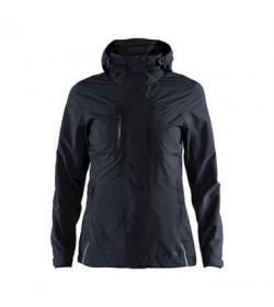Craft urban rain jacket 1906315 999000 Black Women-20